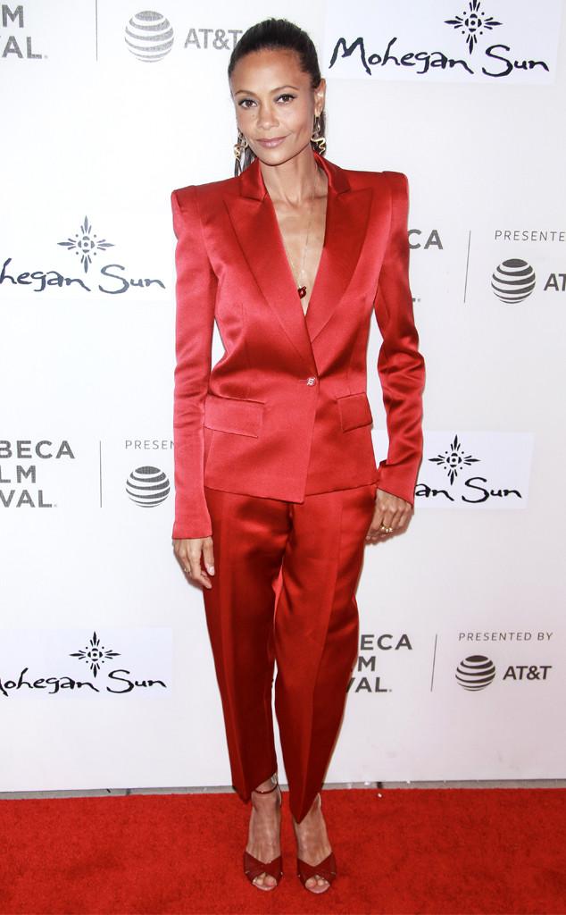 Thandie Newton, Westworld premiere, Tribeca Film Festival 2018