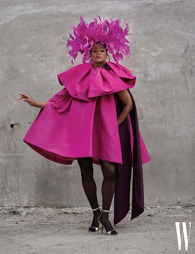 Tiffany Haddish, W Magazine
