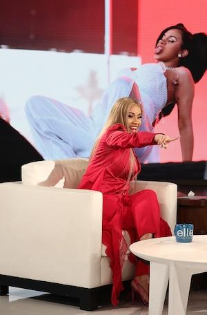 Cardi B, The Ellen DeGeneres Show