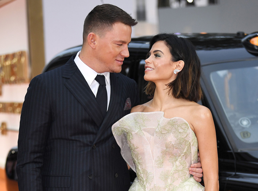Channing Tatum And Jenna Dewan Separate After 8 Years Of -4827