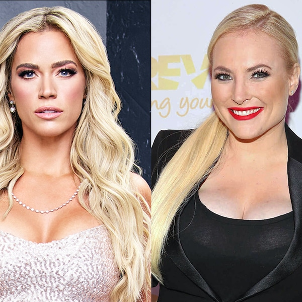 Teddi Mellencamp Vs. Meghan McCain From Stars Who Feuded