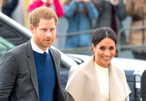 Principe harry, Meghan Markle
