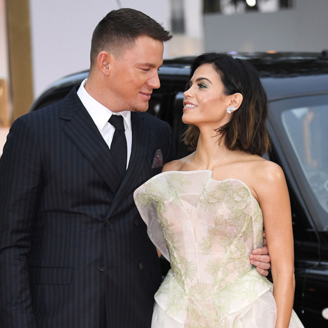 Channing Tatum And Jenna Dewan S Unexpected Split Inside Their Love Story Gone Wrong E Online