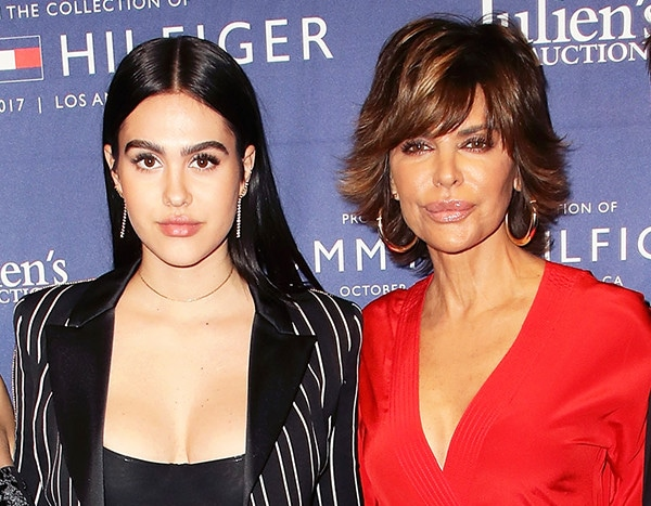 Lisa Rinna's Daughter Amelia Gray Hamlin Opens Up About Her Eating Disorder Recovery