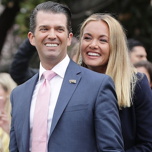 Donald Trump Jr., Vanessa Trump, Easter Egg Roll