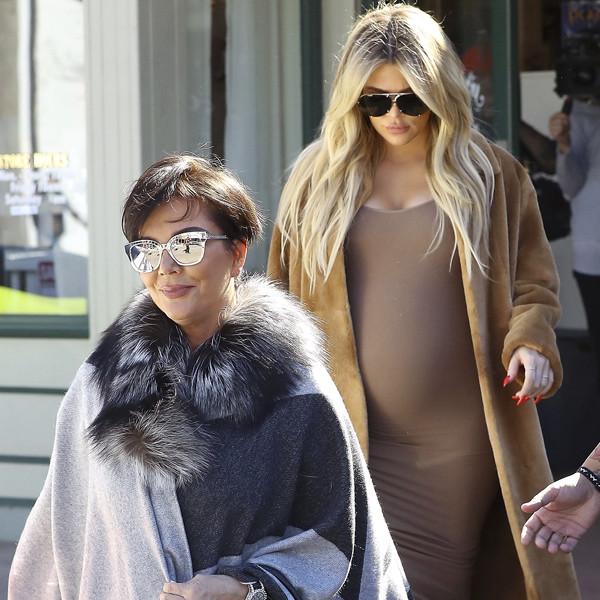 Khloe Kardashian, Kris Jenner