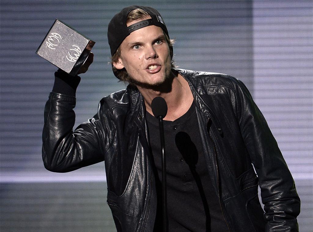 Avicii, 2013 American Music Awards