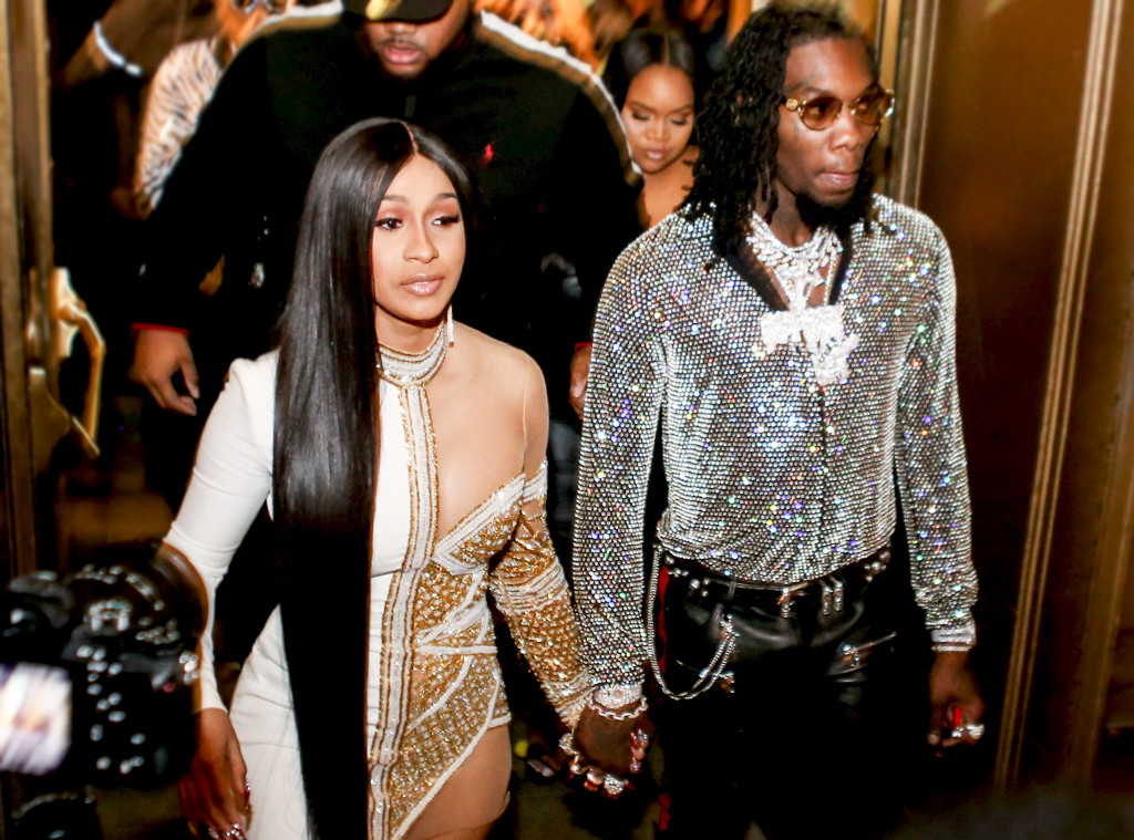 Could This Be the Wedding Dress Cardi B Wears Down the Aisle?