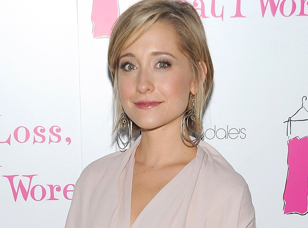 'Smallville' Actress Allison Mack Released On $5 Million Bond