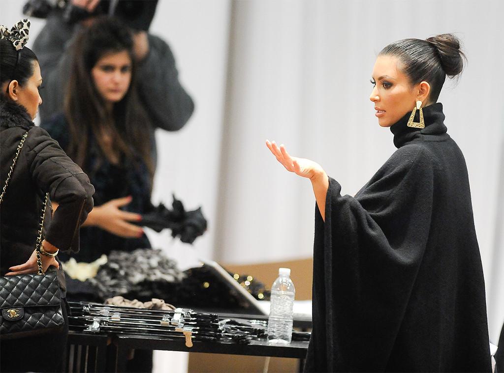 Kim Kardashian, Dash Store Soho, 2010