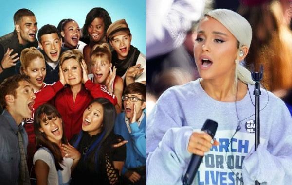 Glee, Ariana Grande