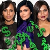Kerry Washington, Kylie Jenner, Mindy Kaling