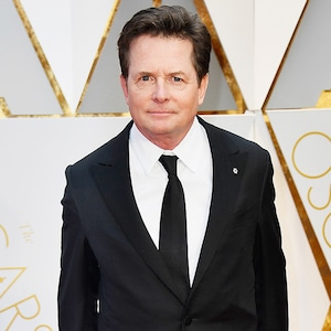 Michael J. Fox, 2017 Oscars, Academy Awards, Arrivals