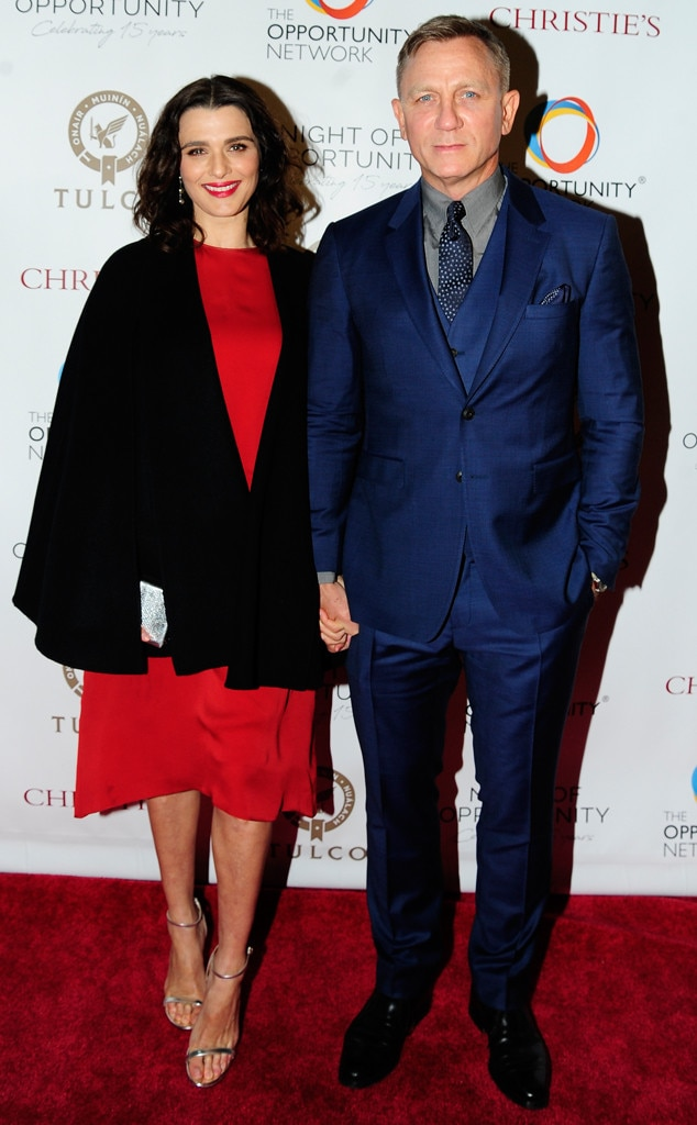 Rachel Weisz Is Pregnant Expecting First Child With Daniel Craig