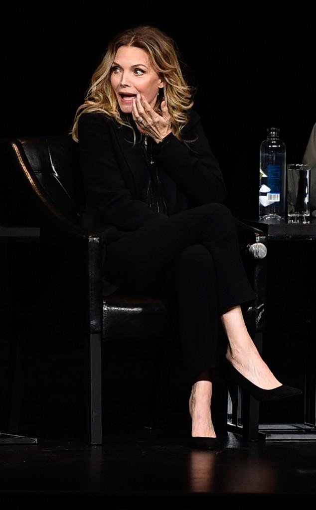 Michelle Pfeiffer, Tribeca Film Festival 2018