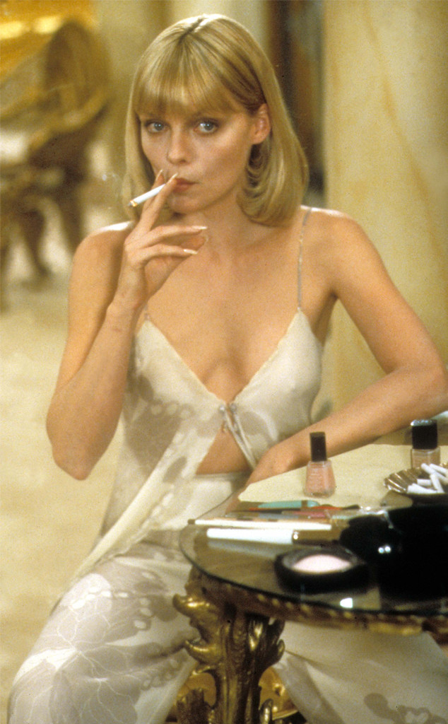 Scarface, Michelle Pfeiffer, Elvira