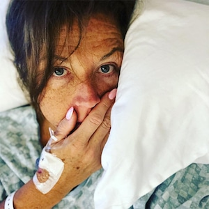 Abby Lee Miller, Cancer, Hospital