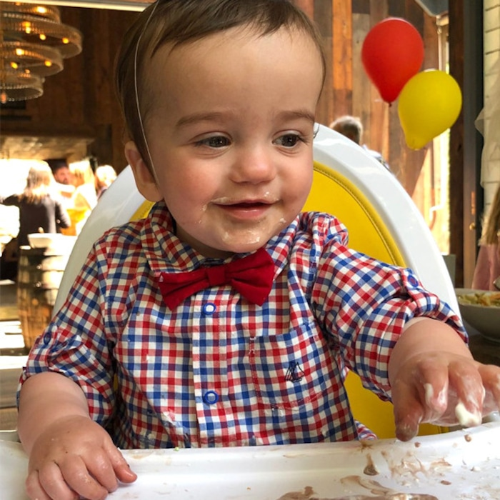 Jimmy Kimmel\'s Son Billy Turns 1: How He\'s Doing a Year After His ...