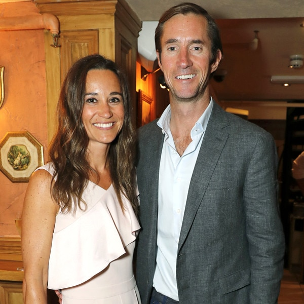 Pippa Middleton confirms pregnancy news in fitness column