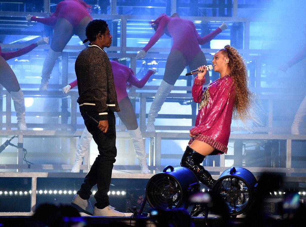 Jay Z, Beyonce, Coachella