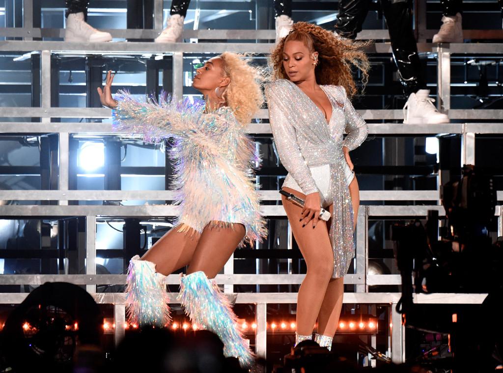Solange, Beyonce, Coachella