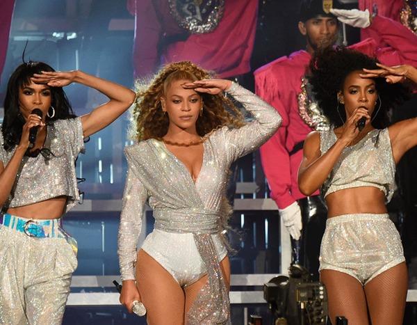 Destiny's Child Reunion 2.0 from Beyoncé's Sexy Coachella ...