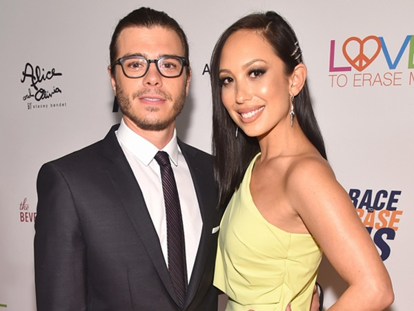 Cheryl Burke and Matthew Lawrence Are Married