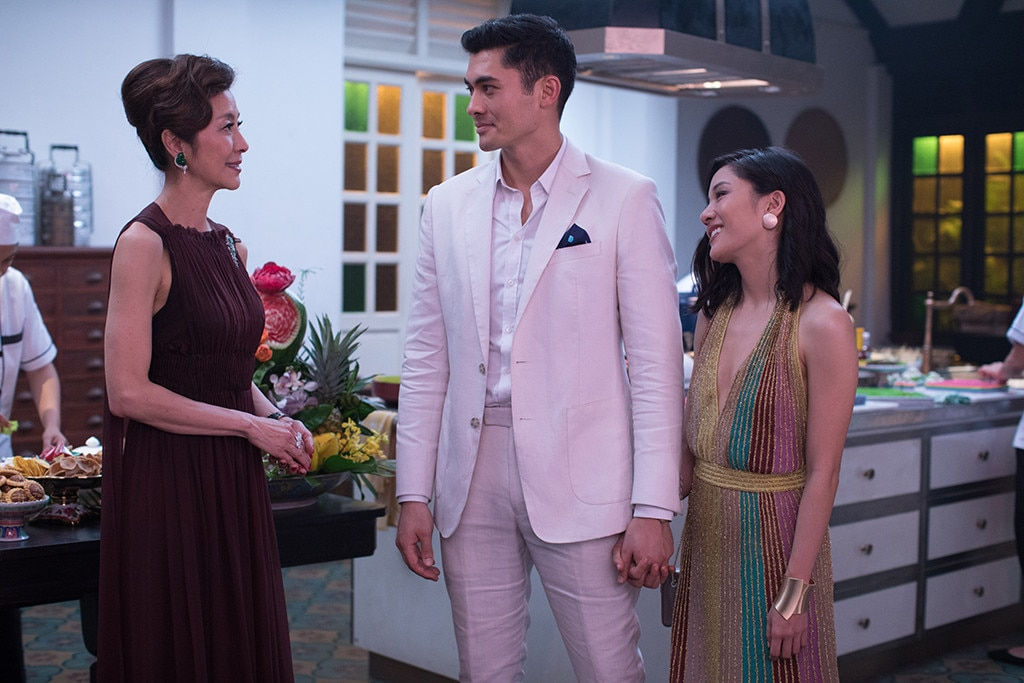'Crazy Rich Asians' Trailer Debuts on Ellen