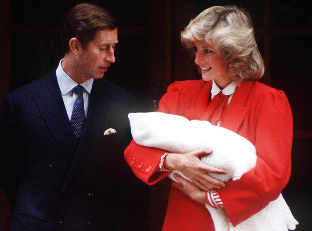 ESC: Princess Diana, Prince Harry