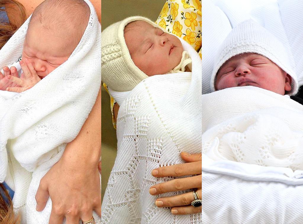 Royal Baby, Newborn Pics, Prince Charlotte, Prince George