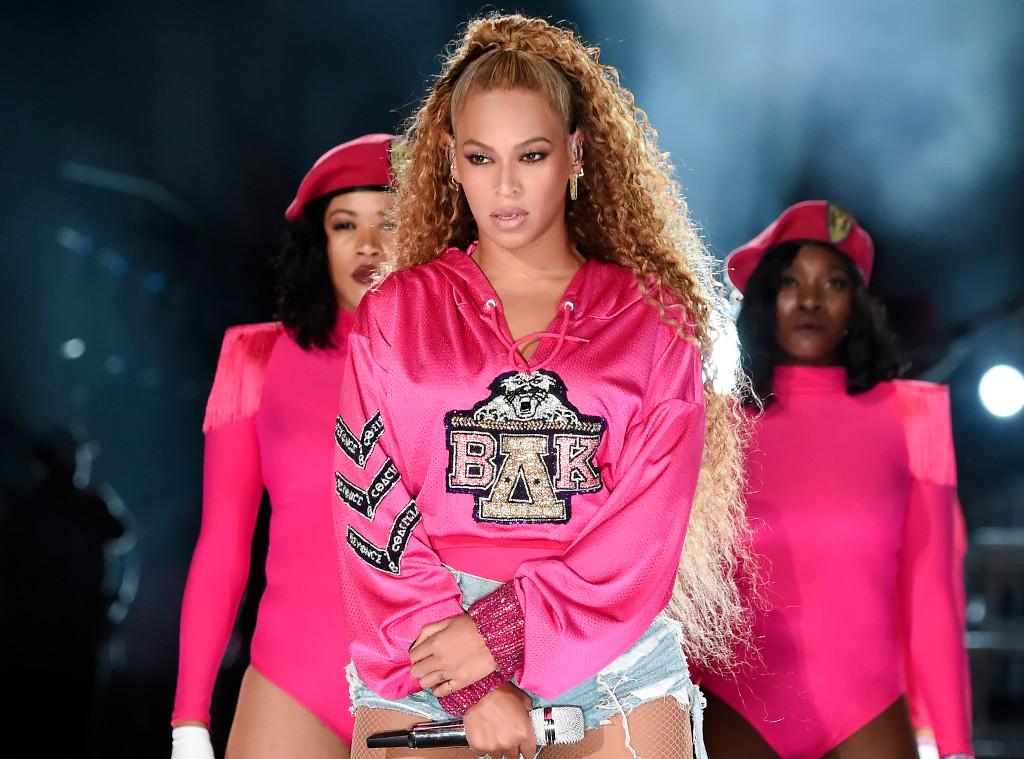 ESC: Beyonce Knowles