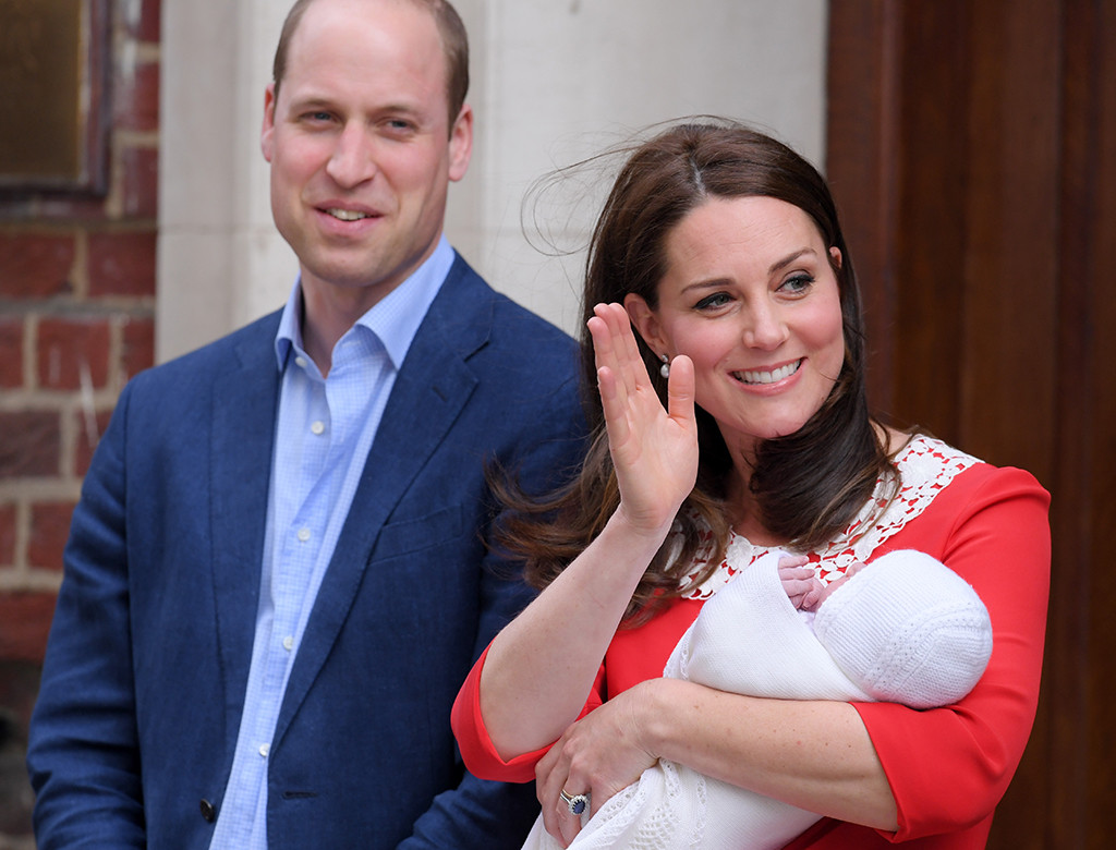 Kate Middleton, Prince William, Royal Baby