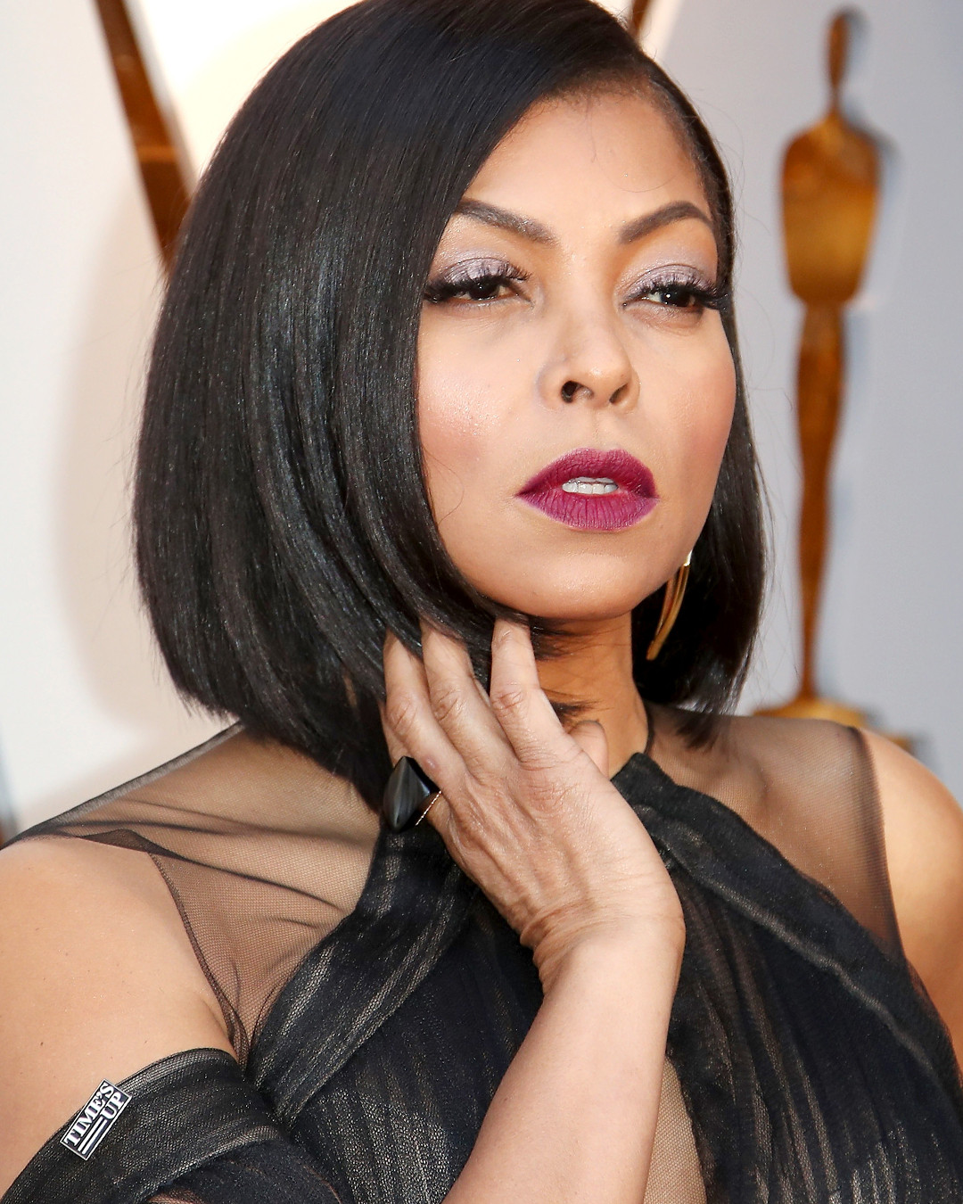 Taraji P Henson S Makeup Pro Shares How To Get Rid Of