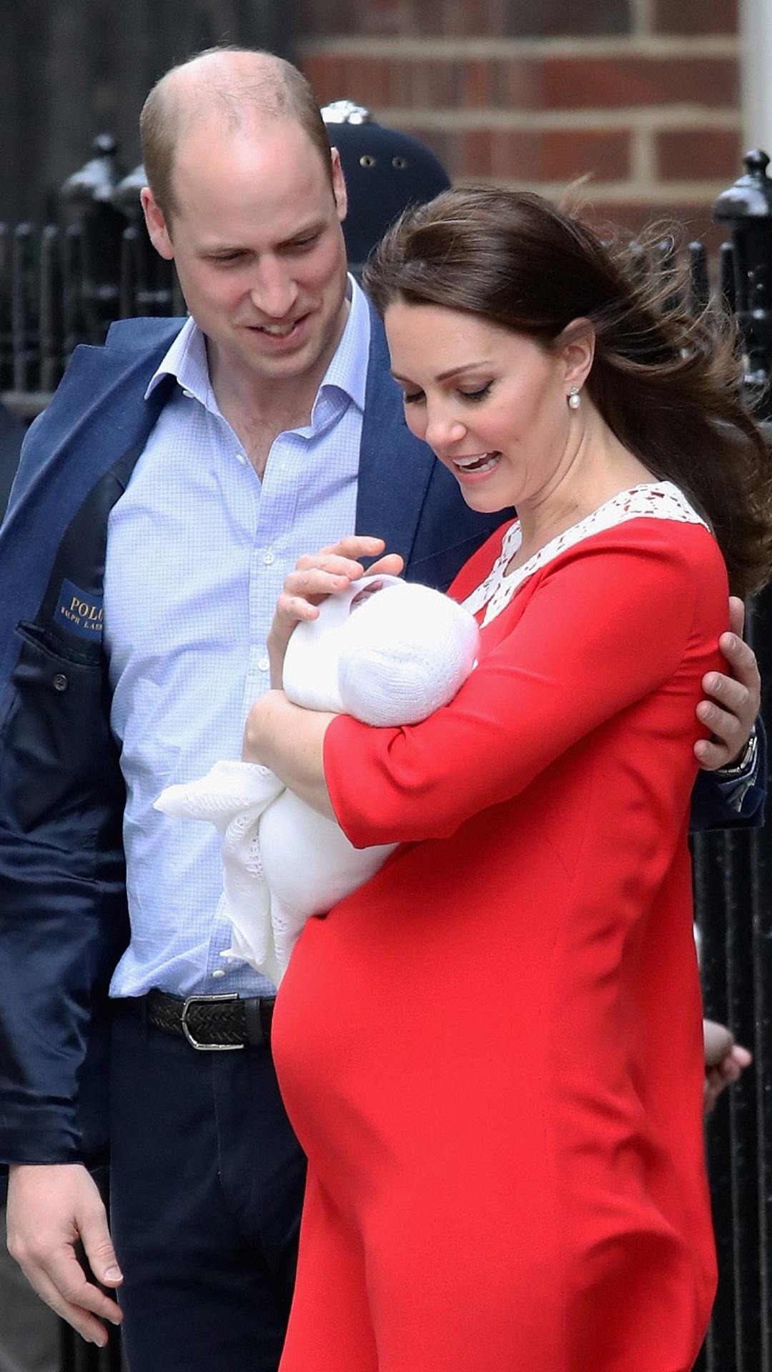 Kate Middleton, Prince William, Royal Baby