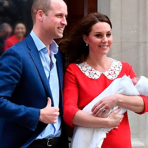 ESC: Kate Middleton, Prince William, Baby Three