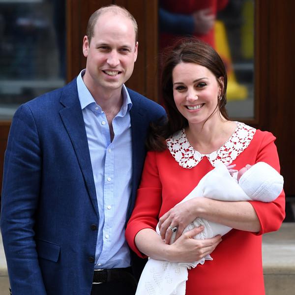 Prince William, Kate Middleton, Royal Baby