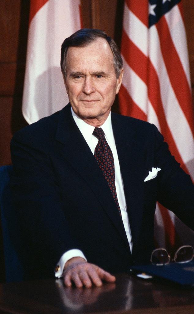 George H.W. Bush, 1991