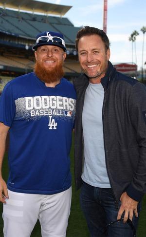 Chris Harrison, Justin Turner, Dodgers