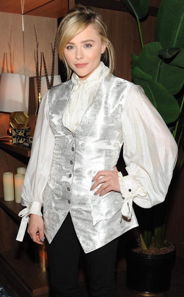 Chloe Grace Moretz, 2018 Tribeca Film Festival