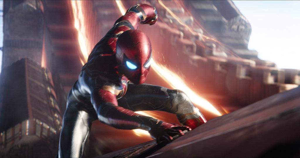 Tom Holland, Avengers: Infinity War
