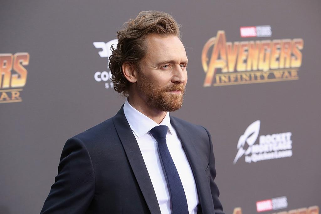 Tom Hiddleston, Avengers: Infinity War Premiere