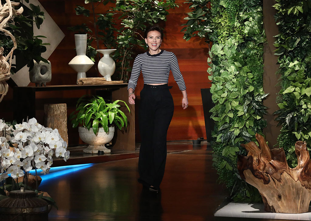 Scarlett Johansson, Ellen
