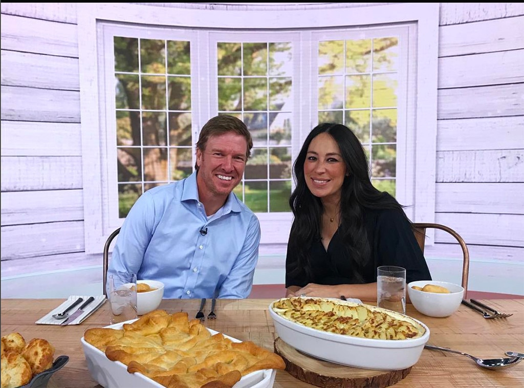 Chip & Joanna Gaines Hint at Baby No. 5's Name