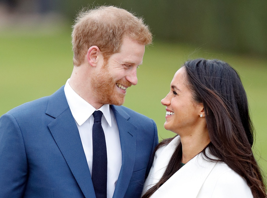 Prince Harry & Meghan Markle's Royal Wedding To Be Streamed & Released On Vinyl