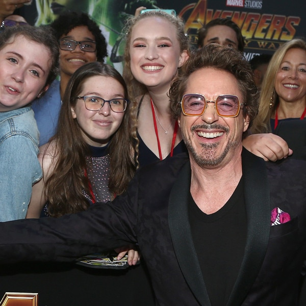 'Avengers: Infinity War' Premiere Had All the Marvel Superheroes You Could Handle