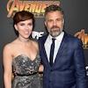 Scarlett Johansson, Mark Ruffalo, Avengers: Infinity War Premiere
