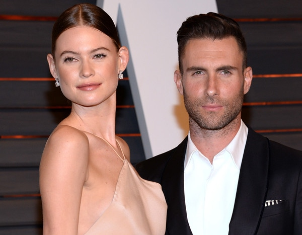 You'll Melt Watching Adam Levine Gush About Wife Behati Prinslo