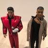 Kanye West, dolls, Michael Jackson