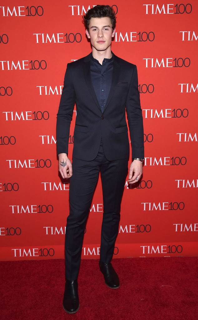 Shawn Mendes, Time 100 Gala