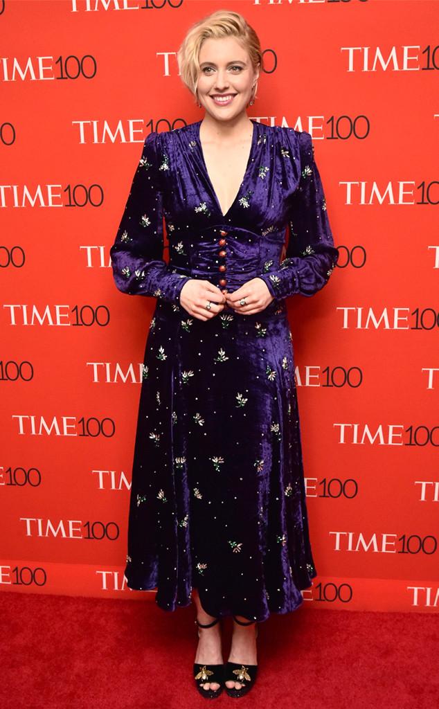 Greta Gerwig, Time 100 Gala